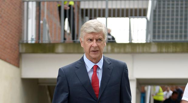 Arsenal manager Arsene Wenger remains on the lookout for new talent ahead of the transfer deadline.