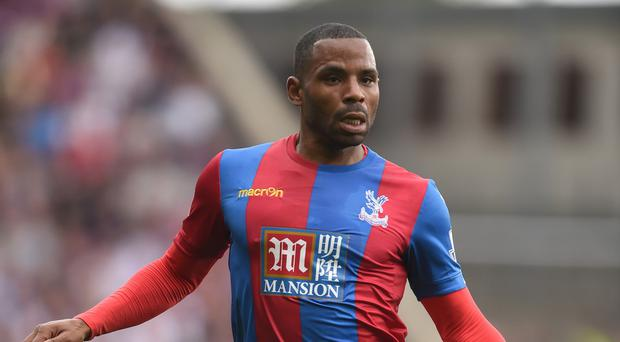 Jason Puncheon has been tipped for an England call-up by Alan Pardew