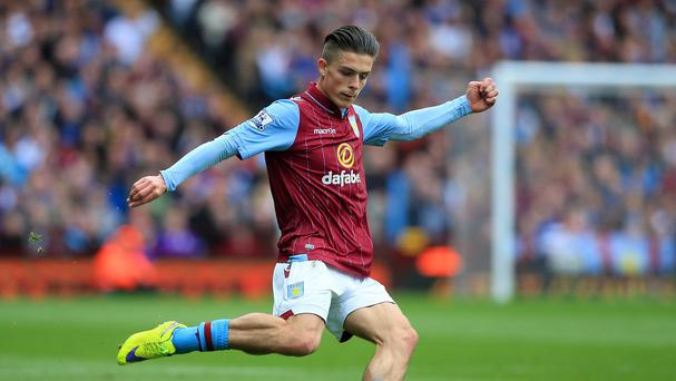 Aston Villa boss Tim Sherwood thinks Jack Grealish is a rare talent