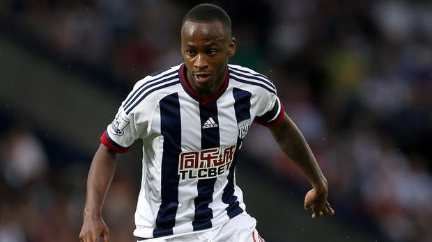 Saido Berahino has been linked with a move to Tottenham