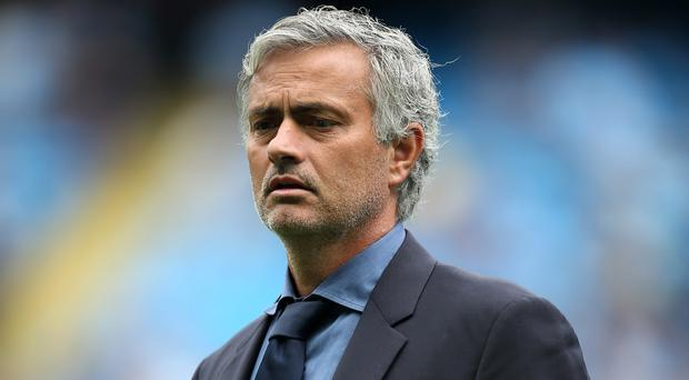 Chelsea manager Jose Mourinho, pictured, needed a one-minute conversation with Pedro before signing the forward from Barcelona