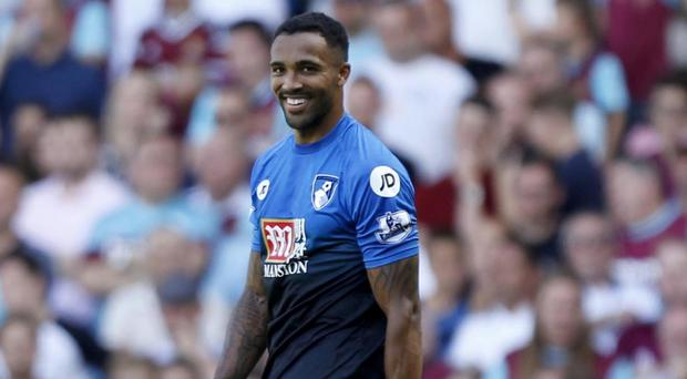 Callum Wilson scored a hat-trick in Bournemouth's 4-3 win at West Ham