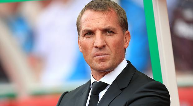 Brendan Rodgers' side head to the Emirates Stadium with a 100 per cent record