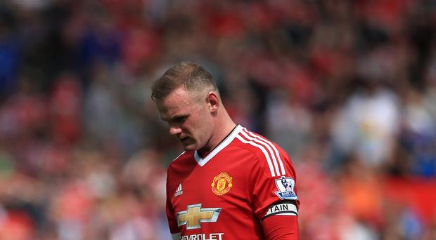 Wayne Rooney failed to find the net yet again on Saturday