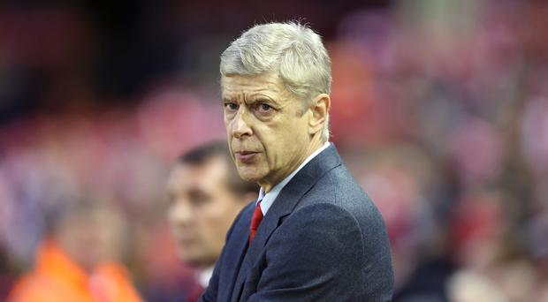 Arsenal manager Arsene Wenger believes his side have the quality to defeat Liverpool on Monday night