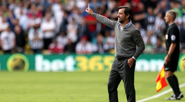 Quique Sanchez Flores fielded seven of Watford's summer signings in the goalless draw against Southampton