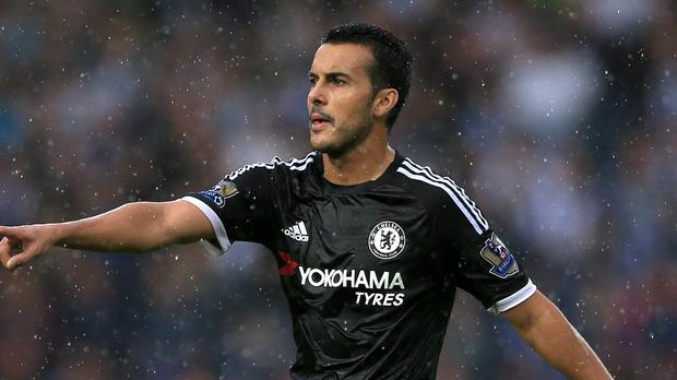 Pedro joined Chelsea last week on a £21.1m transfer deal from Barcelona.