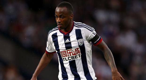 West Brom turned down a bid from Tottenham for Saido Berahino last week