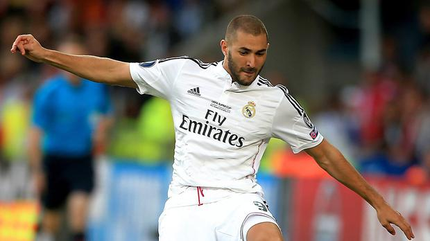 Karim Benzema has described Real Madrid as home, dismissing suggestions of a move to Arsenal