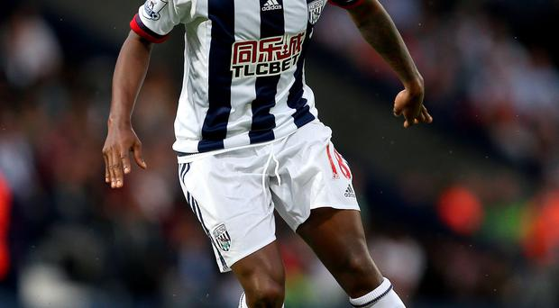 Wanted: Saido Berahino has handed in a transfer request