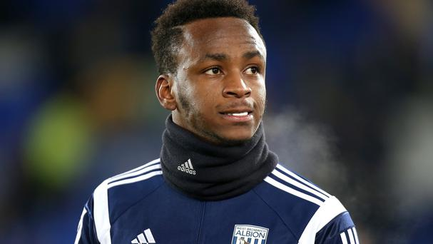 Saido Berahino scored 20 goals for West Brom last season
