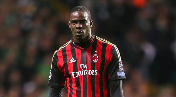 Mario Balotelli is on the verge of a loan move back to AC Milan