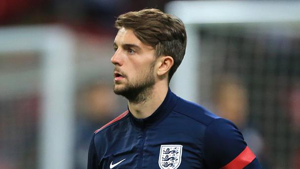 Jay Rodriguez collected his only England cap to date in November's friendly against Chile