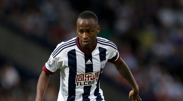 Mauricio Pochettino was tight-lipped over a possible third bid for Saido Berahino, pictured