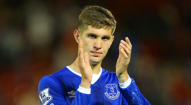 Everton's John Stones is a big part of the club's future, according to manager Roberto Martinez.