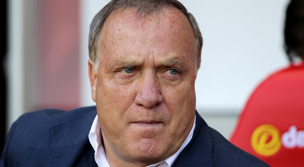 Sunderland head coach Dick Advocaat faces an anxious wait for new recruits
