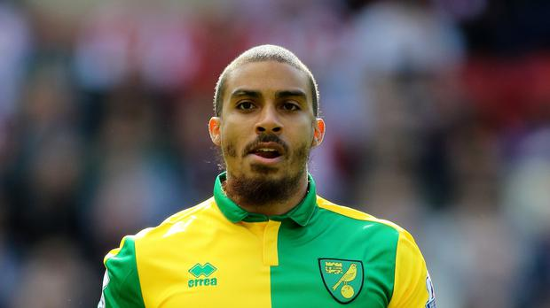 Norwich have confirmed that striker Lewis Grabban has been suspended by the club.