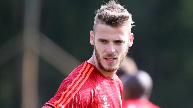 Manchester United goalkeeper David de Gea is off to Real Madrid