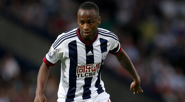 West Brom's Saido Berahino saw a transfer request rejected by the club