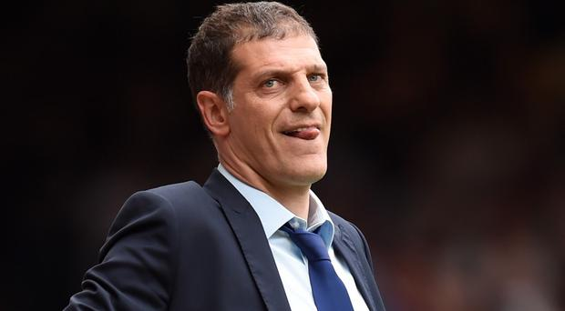 West Ham manager Slaven Bilic wants his side to bounce back from the Bournemouth loss at Liverpool on Saturday
