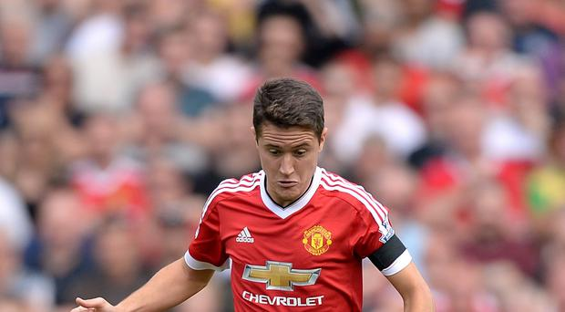 Ander Herrera starred on his first start of the season in Bruges