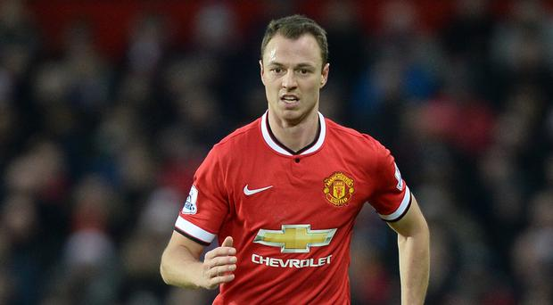 Jonny Evans is set to move to West Brom from Manchester United