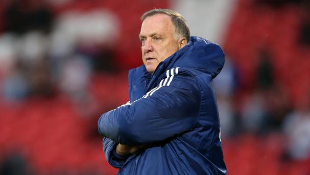 Sunderland manager Dick Advocaat remains committed to the club