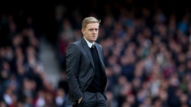 Swansea manager Garry Monk says Manchester United will be determined to avenge their two defeats to the Welsh club last season