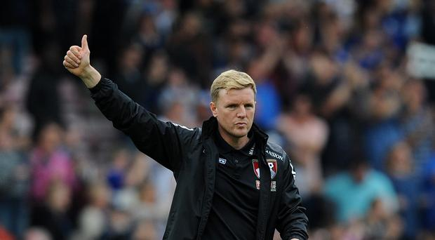 Eddie Howe said his Bournemouth players were affected by team-mates' injuries