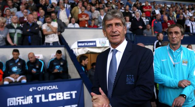 Manuel Pellegrini refused to answer questions on City's pursuit of Kevin de Bruyne