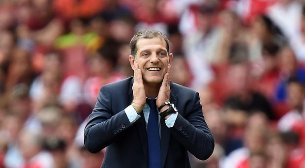 West Ham manager Slaven Bilic hailed a historic Anfield victory for his club