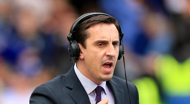 Gary Neville wants to see new faces at Manchester United