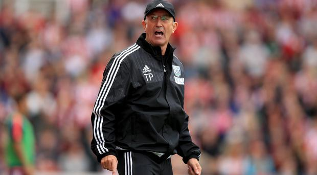 Tony Pulis enjoyed a winning return to Stoke