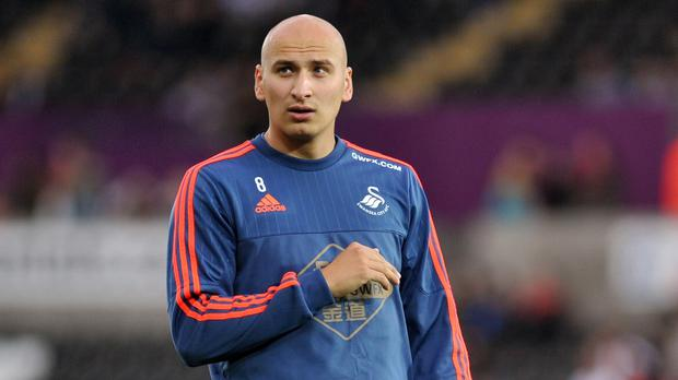Jonjo Shelvey's solitary England appearance came during his three years at Liverpool