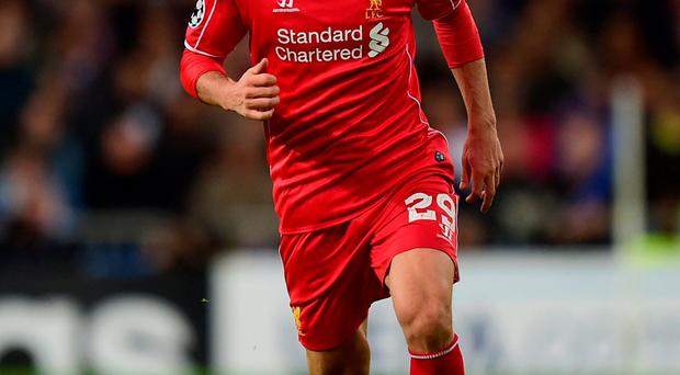 Familiar: Fabio Borini spent a year on loan at the Black Cats