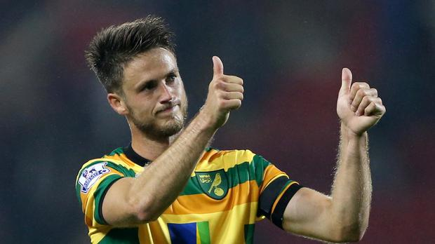 Ricky van Wolfswinkel is heading out on loan once again