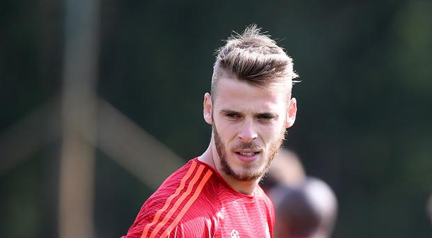 David de Gea's move to Real Madrid fell through at the last minute