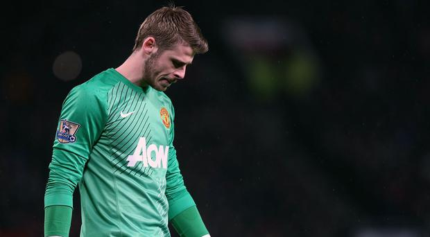 David de Gea's proposed move to Madrid collapsed at the 11th hour