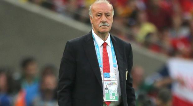 David De Gea could find his chances with Spain are limited if he remains isolated at Manchester United, says Vicente del Bosque