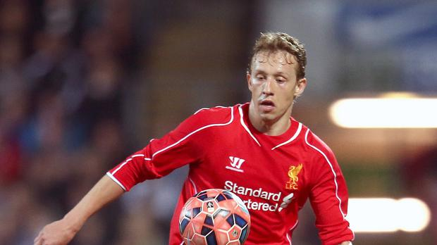 Lucas Leiva hopes to be a key player for Liverpool this season after another summer of uncertainty.