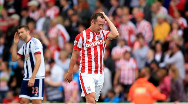 Charlie Adam felt it wasn't worth appealing his sending off
