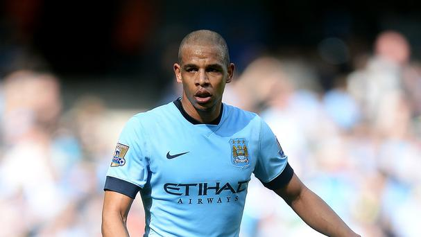 Fernando is yet to feature for City this season through injury