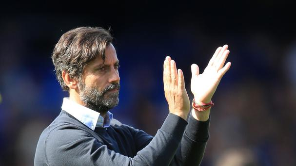 Watford manager Quique Sanchez Flores has not see his side score since the opening weekend of the season.