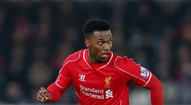 Liverpool's Daniel Sturridge has resumed full training.