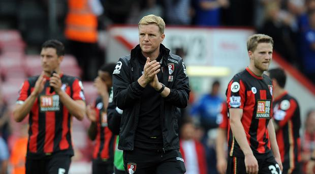 Bournemouth manager Eddie Howe is preparing his side for a trip to Norwich