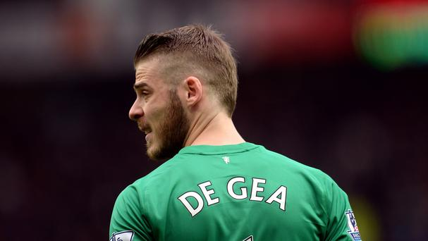 Reports say David De Gea is talking about a new deal
