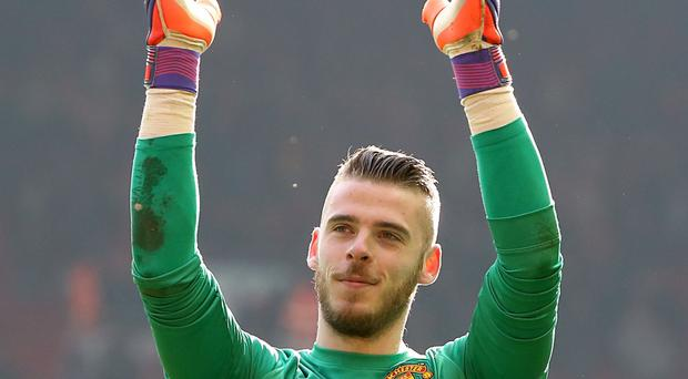 Manchester United have opened contract talks with David de Gea