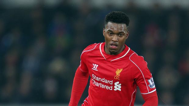Daniel Sturridge, pictured, is the fittest he has been for 18 months, according to manager Brendan Rodgers