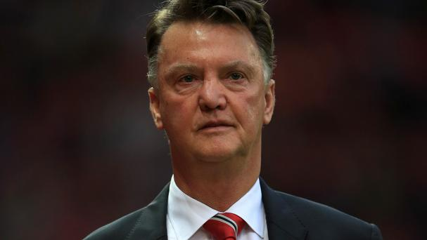 Louis van Gaal, pictured, admitted an approach from Wayne Rooney and Michael Carrick over the 'flat' dressing room atmosphere