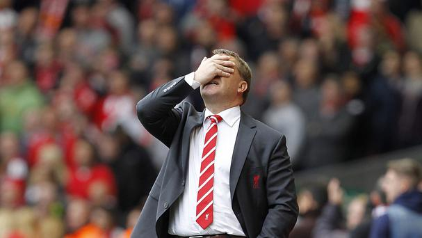 Liverpool manager Brendan Rodgers claims the 3-0 defeat at Old Trafford last season was the best of his career.